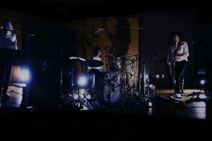 音のアーキテクチャ展 スタジオライブ映像