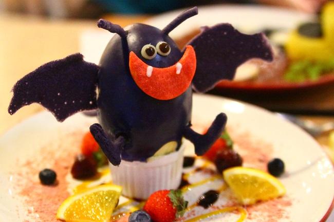ドラゴンクエストVRコラボメニュー ドラキーのレアチーズケーキ