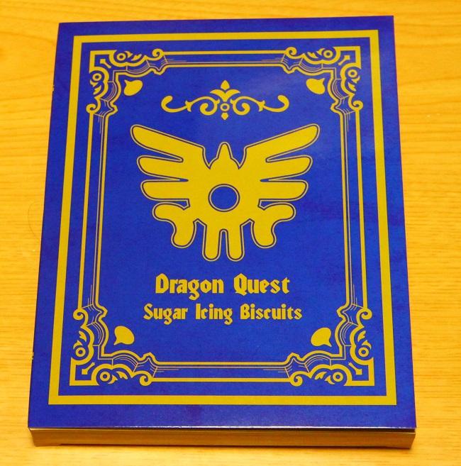ドラゴンクエストVR 限定グッズ アイシングビスケット パッケージ