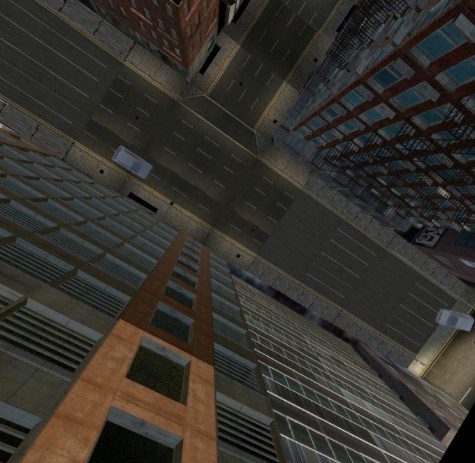 UltimateBoosterExperience Bungee Jump 垂直落下