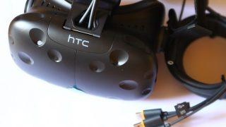 HTC IVVEヘッドセット