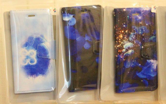 くらげミネラル展 iphone用スマホケース