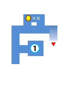 Light Tracer1-1 マップ2