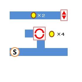 Light Tracer1-2 マップ1