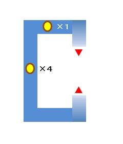 Light Tracer1-2 マップ3