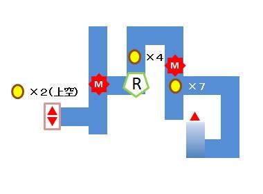 Light Tracer1-3 マップ2