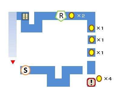 Light Tracer1-4 マップ1