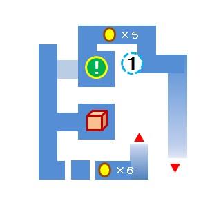Light Tracer1-4 マップ2