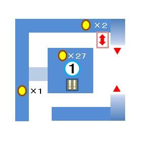 Light Tracer1-4 マップ3