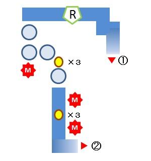 Light Tracer2-2 マップ2
