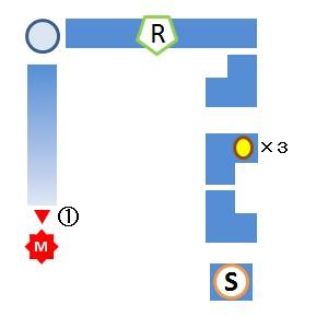 Light Tracer2-3 マップ1
