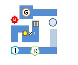 Light Tracer2-3 マップ3