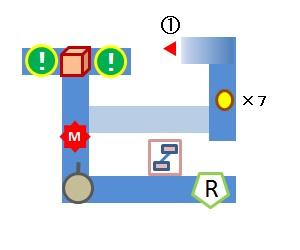 Light Tracer3-2 マップ2