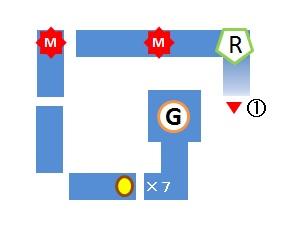 Light Tracer3-2 マップ3