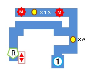 Light Tracer3-3 マップ2