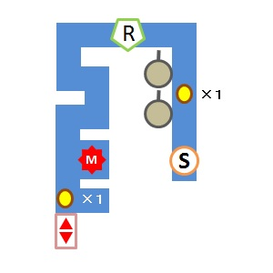 Light Tracer3-4 マップ1