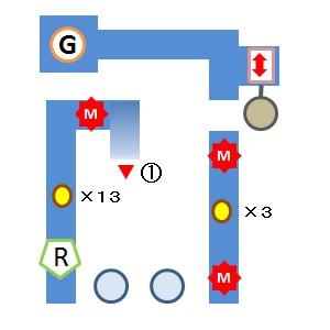 Light Tracer3-4 マップ3