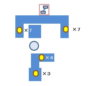Light Tracer3-5 マップ2