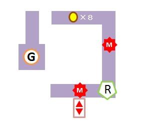 Light Tracer4-1 マップ3