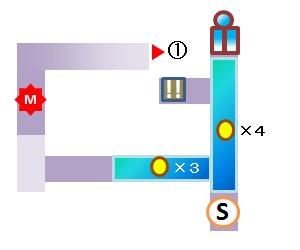 Light Tracer4-3 マップ1