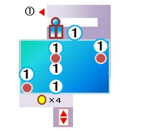 Light Tracer4-3 マップ2