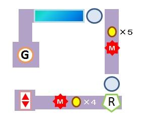 Light Tracer4-3 マップ3