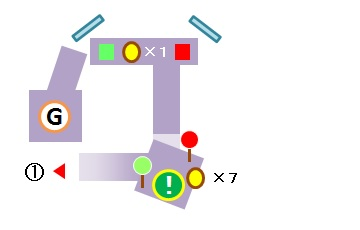 Light Tracer7-2 マップ2