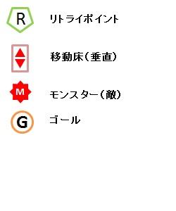 Light Tracer7-3 マップ凡例2