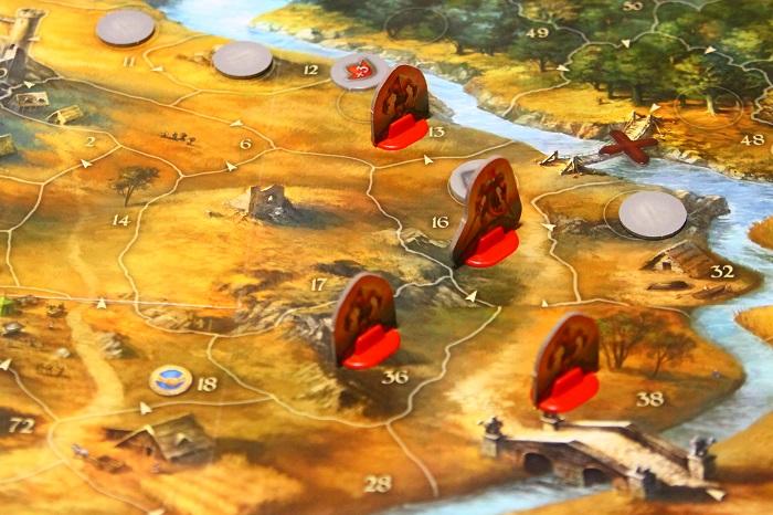 アンドールの伝説 伝説1 物語トラックHの敵配置