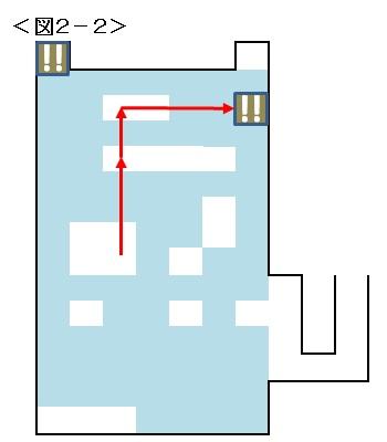 Light Tracer4-2 1つ目のスイッチを踏むルート