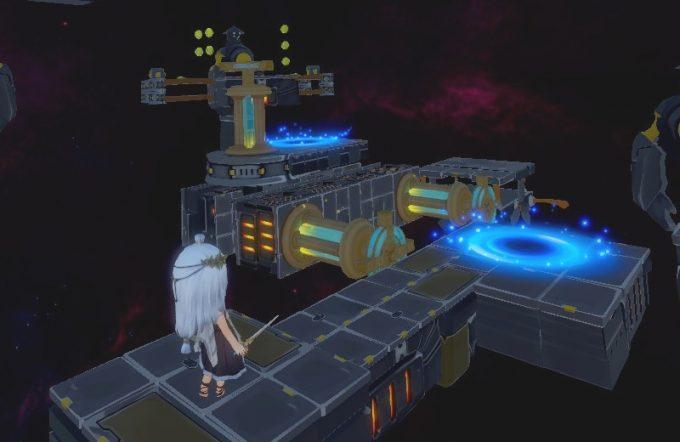 Light Tracer5-1 スタート地点