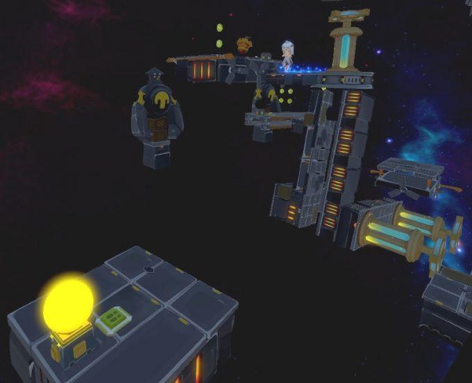 Light Tracer5-1 2つめのスイッチ