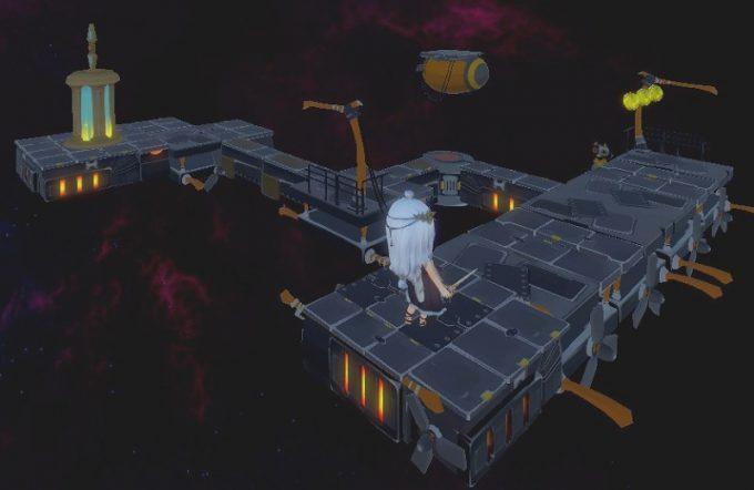 Light Tracer5-3 スタート地点