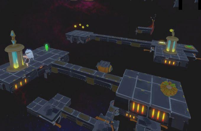 Light Tracer5-3 2階層め