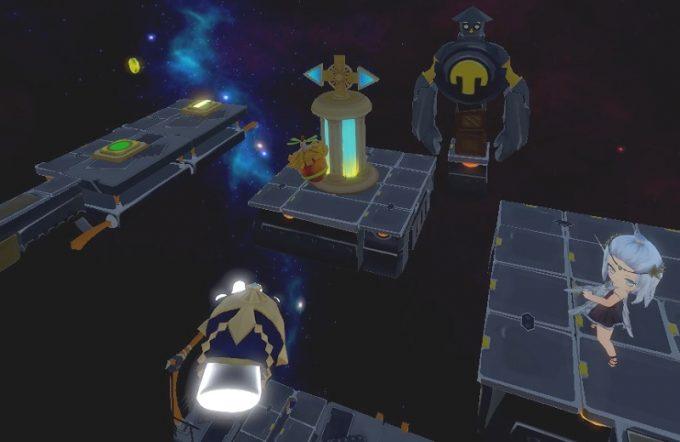 Light Tracer5-3 移動床でモンスターをつれていく