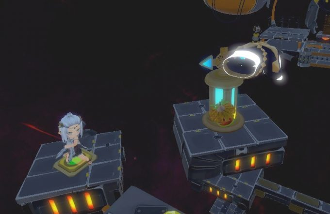 Light Tracer5-3 コインの取り方
