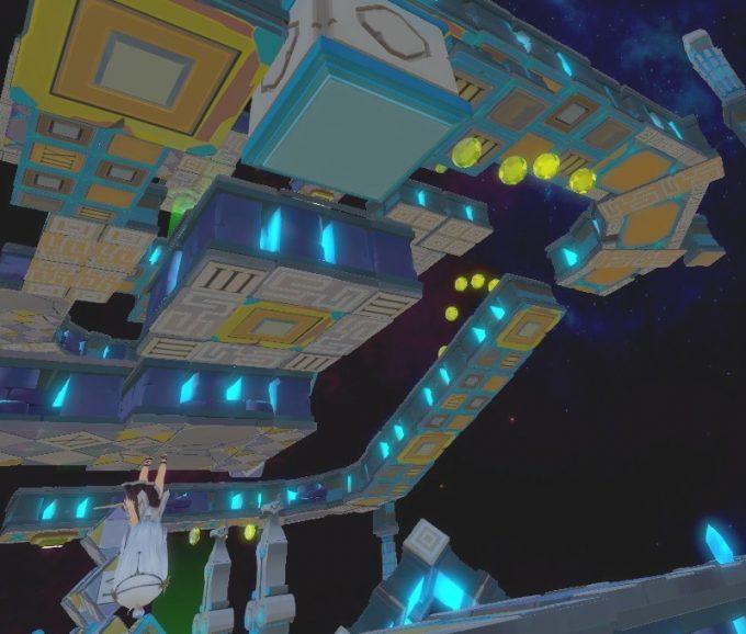Light Tracer6-3 通路奥のスイッチに移動