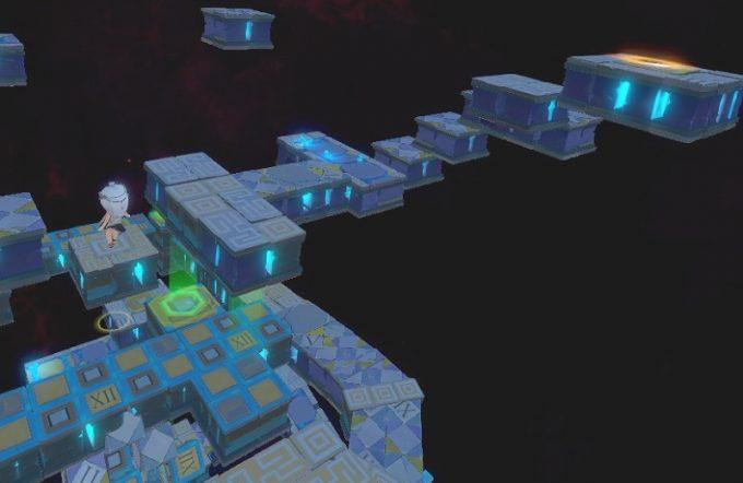 Light Tracer6-3 移動床でゴールへ