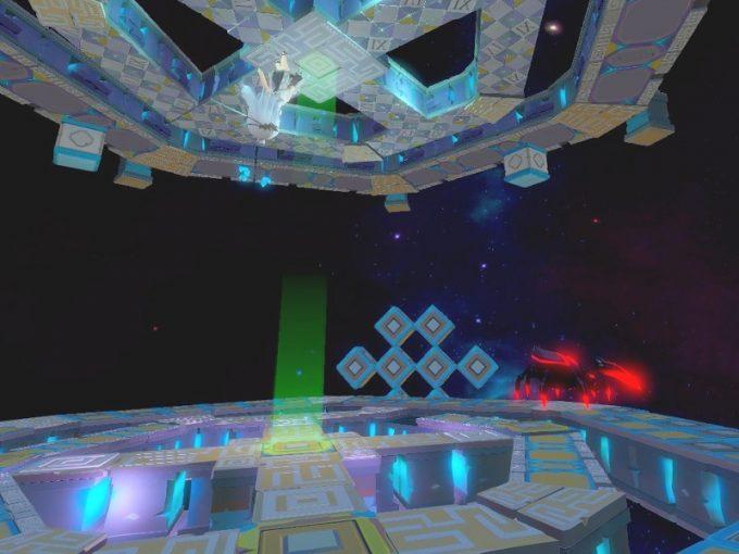 Light Tracer6-5 ブロックの上(下)に来たときに落として攻撃