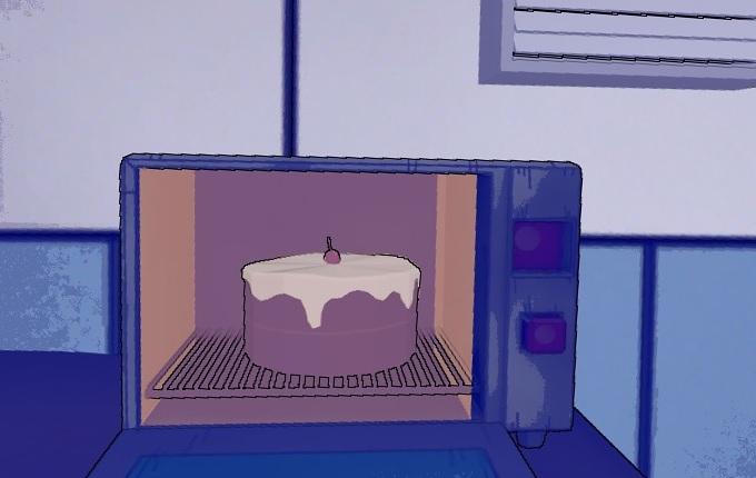 プリズンボスVR オーブンでケーキを焼く