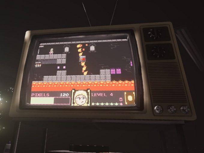 Pixel Ripped 1989 どうみてもマリオです 本当にありがとうございました