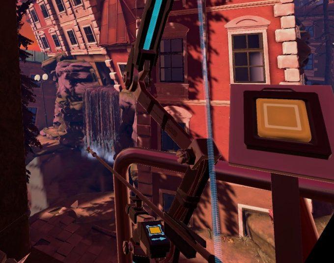 Apex Construct攻略 ミッション6 The Device 左側の建物での戦闘