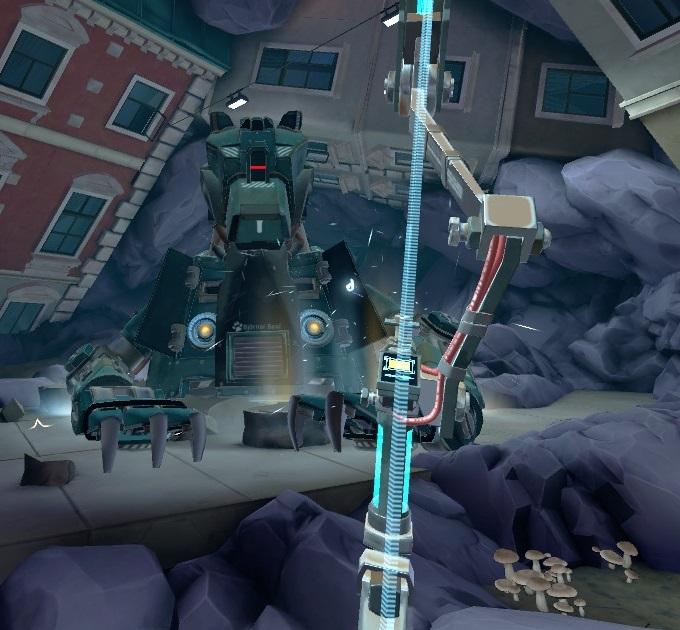 Apex Construct攻略 ミッション7 Into the Dark オレンジのポイントを狙う