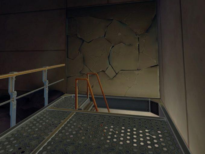 Apex Construct攻略 ミッション7 Into the Dark 壁を壊して入口に戻る