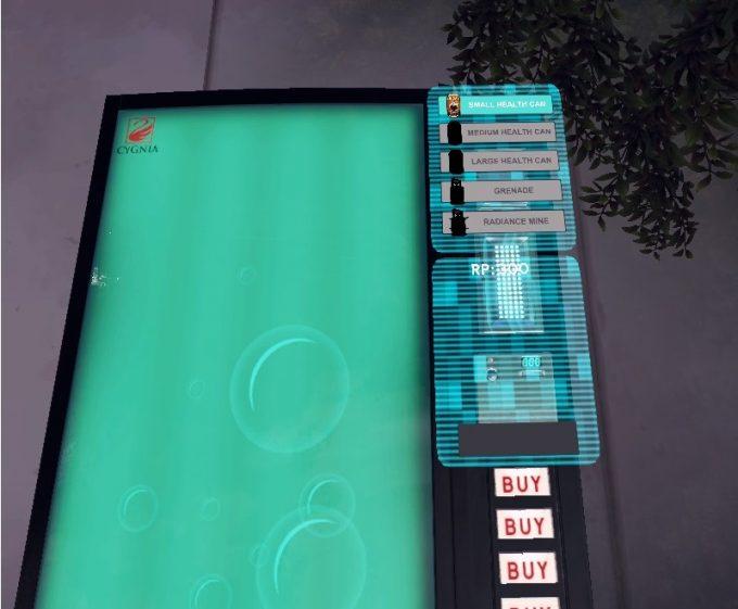 Apex Construct 自動販売機