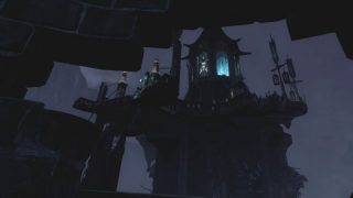 Witching Tower VR 死者の女王が住む塔を探索