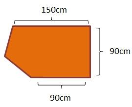 カラオケパセラ 机の大きさ