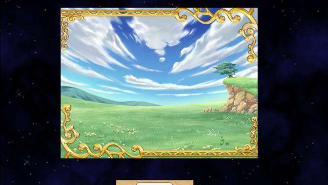 RPGツクールMV セレクト画面サンプル
