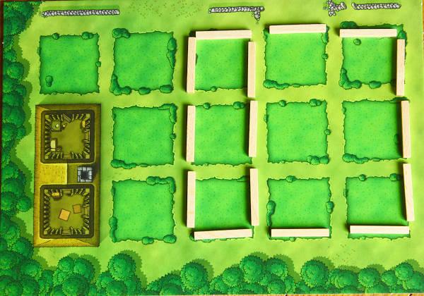アグリコラ リバイズドエディション 牧場例3-2